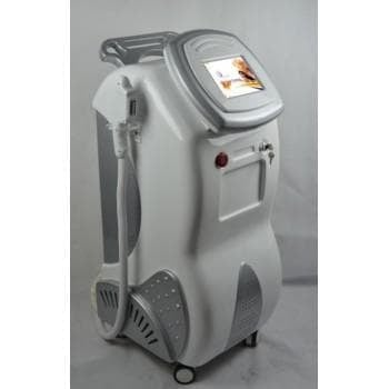 Уред за трайно обезкосмяване и подмладяване E-Light