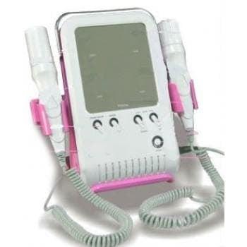 Комбиниран уред за радиочестотен лифтинг и безиглена мезотерапия