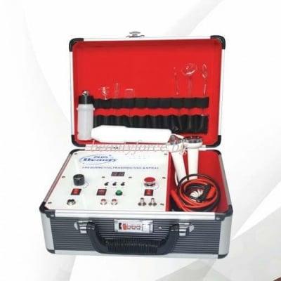 Комбиниран уред 4 в 1 - Високочестотна функция, Вакуум, Спрей и Ултразвук