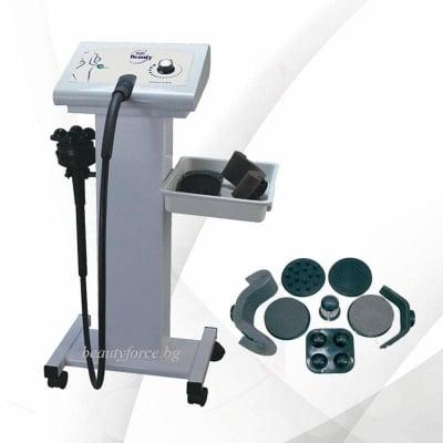 Вибрационен уред за отслабване и масаж на тяло G5 с 8 масажни глави