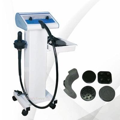 Вибрационен уред за отслабване и масаж на тяло G5 с 5 масажни глави