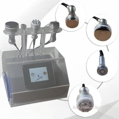 Козметичен уред за ултразвукова кавитация и RF система