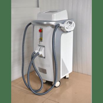 Уред за трайно обезкосмяване и подмладяване SHR, E-Light