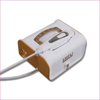 Козметичен уред с HIFU, RF и червена LED светлина