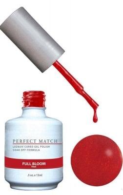 Комплект Perfect Match (Гел лак 15ml + лак за нокти 15ml) цвят FULL BLOOM