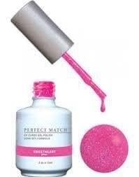 Комплект Perfect Match (Гел лак 15ml + лак за нокти 15ml) цвят SWEETHEART