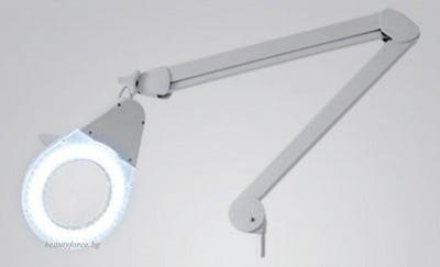 Лампа лупа с 3-кратно увеличен