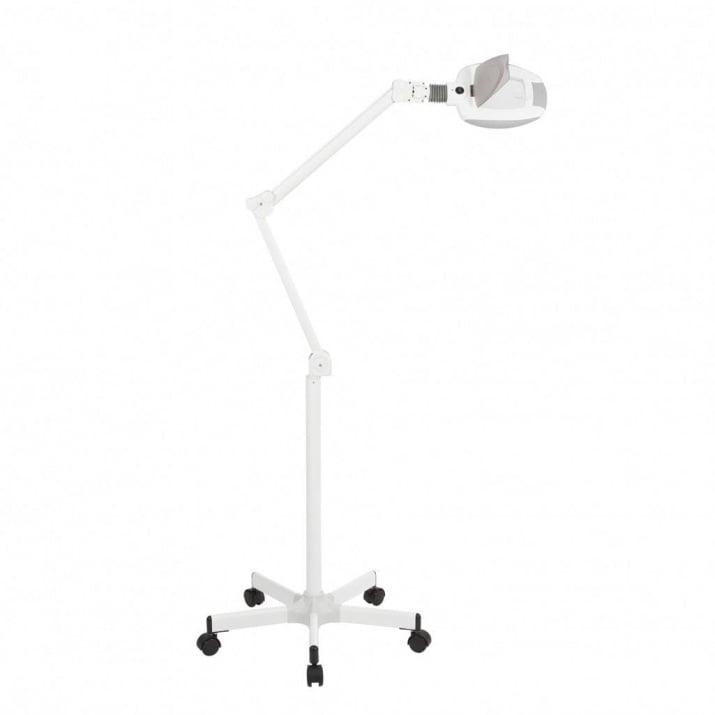Увеличителна х3 лампа лупа с L