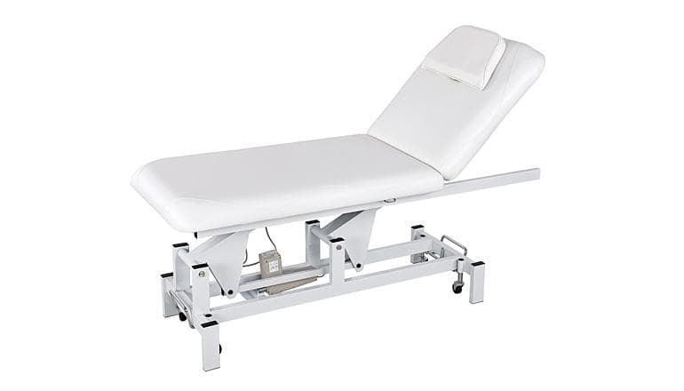 Електрическа масажна кушетка с 2 секции и 1 мотор