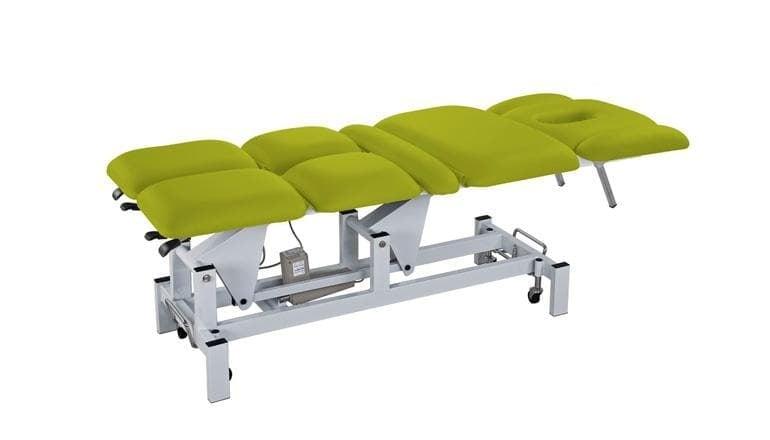 Електрическо легло за физиотерапия и масаж от 8 части