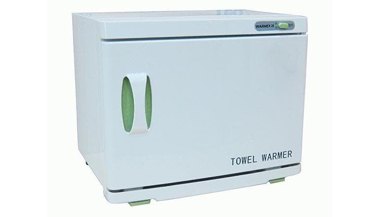 Нагревател за кърпи с UV лампа 16 л