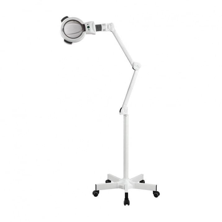 LED лампа лупа 5 диоптъра със
