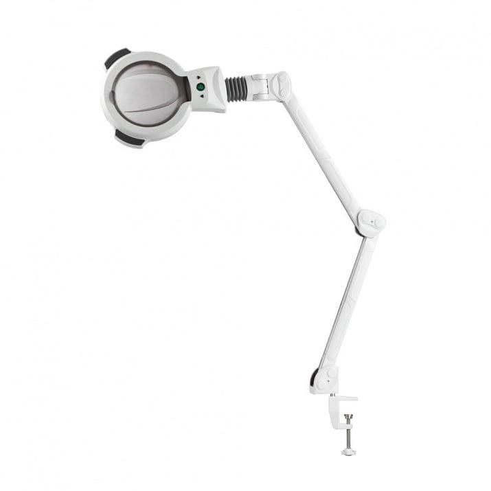 LED лампа лупа със студена све