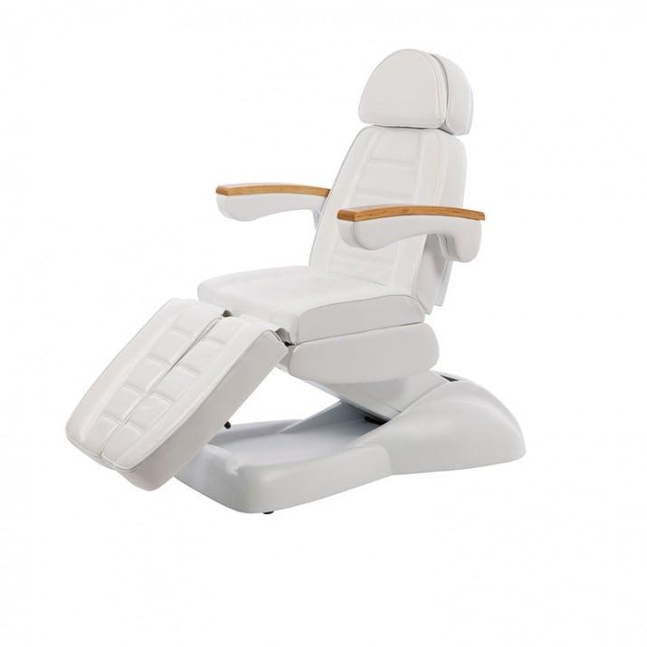 Електрически стол за педикюр и терапии на ходила с 3 електромотора Brae