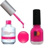 Комплект Perfect Match (Гел лак 15ml + лак за нокти 15ml) цвят PASSION PARTY